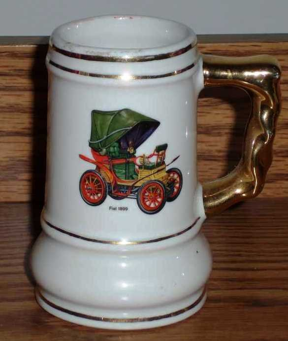 Henry Ford Museum Greenfield Village Dearborn Michigan Fiat 1899 Stein