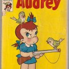 Little Audrey #52 Harvey Comics Feb. 1957 Fair
