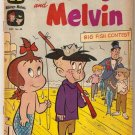 Little Audrey and Melvin #42 Harvey Comics Oct. 1969 Good