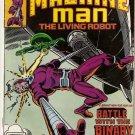 Machine Man (1978 series) #11 Marvel Comics Oct. 1978 VG