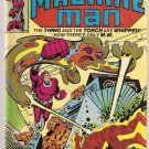 Machine Man (1978 series) #15 Marvel Comics June 1979 GD/VG