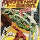Marvel Adventure (1975 series) #4 Featuring Dardevil Marvel Comics June 1976 VG