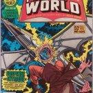 Marvel Classic Comics (1977 series) #21 Master of the World Marvel Comics Sept. 1977 GD