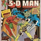 Marvel Premiere (1972 series) #36 3-D Man Marvel Comics June 1977 GD
