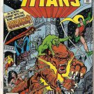 New Teen Titans (1980 series) #5 DC Comics March 1981 Fine