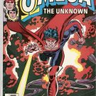 Omega the Unknown (1976 series) #5 Marvel Comics Nov 1976 FN