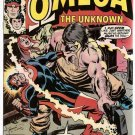 Omega the Unknown (1976 series) #6 Marvel Comics Jan. 1977 VF