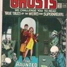 Ghosts #27 DC Comics June 1974 GD
