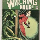 Witching Hour #46 DC Comics Sept 1974 GD/VG