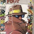 Fantastic Four (1961 series) #296 Marvel Comics Nov. 1986 Poor
