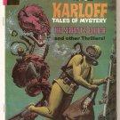 Boris Karloff Tales of Mystery (Whitman) #70 Sept. 1976 GD