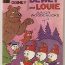 Huey Dewey and Louie Junior Woodchucks (Whitman) #40 Sept. 1976 Walt Disney GD