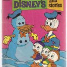 Walt Disney's Comics and Stories (Whitman) #438 March 1977 Donald Duck GD