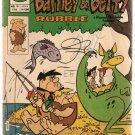 Barney and Betty Rubble (1973 series) #18 Charlton Comics Feb 1976 GD/VG