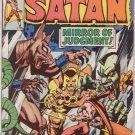 Son of Satan #7 Marvel Comics Dec 1976 GD/VG