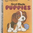God Made Puppies by Marian Bennett Happy Day Books Fair