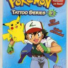 Pokemon Tattoo Series #3 Coloring and Activity Book Golden Books