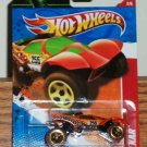 Hot Wheels 2011-212 Da'Kar (Thrill Racers – Jungle #2/6) New