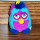 McDonald's 2000 Furby Monkey with Clip Happy Meal Toy Loose Used