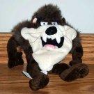 Warner Brothers Studio Store Tasmanian Devil Bean Bag Looney Tunes Taz Plush Toy