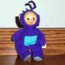 Burger King Teletubbies Tinky Winky Purple with Clip Kids Club Toy Loose