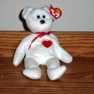 Ty  Beanie Babies Valentino the Bear with Tag