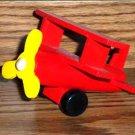 Ankyo 1 Piece Wooden Plane Red