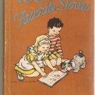 100 Favorite Stories John Martin's House Inc. 1946 Childrens Hardcover Book