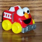 Fisher Price Sesame Street Elmo Fire Engine Loose Truck Only from Giggle' N Go Fire Rescue Center