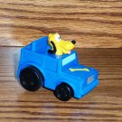 Fisher-Price Mickey Motors Racing Pack Pluto Car Only Mattel Loose
