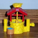 Fisher-Price Well from the Little People Baby Farm Animals Playset Mattel Loose
