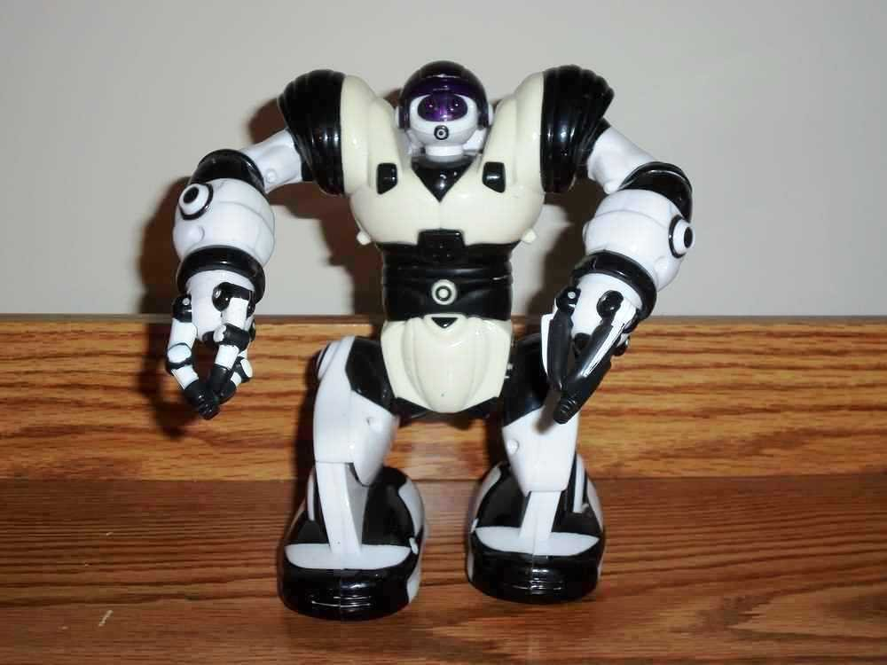 Mini Robosapien Humanoid Robot WowWee Loose Used -TRASHED