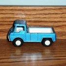Vintage 1969 Tootsietoy Pick-Up Truck Blue Loose Used