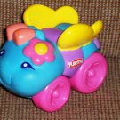 Playskool Lil Garden Pal Butterfly Wheel Pals Loose Used