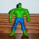 McDonald's 1996 Marvel Super Heroes Incredible Hulk Figure Happy Meal Toy Marvel Loose Used