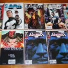Punisher Lot of 10 Comics Marvel Including #1 of 1998 and 2006 Series