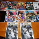 Image Comics Lot of 12 Gen 13 Fathom Shamans Tears Parliament of Justice Powers