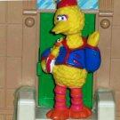 Sesame Street Big Bird with Boombox PVC Figure Loose Used