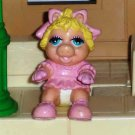 McDonald's 1986 Muppet Babies Miss Piggy Figure Only Happy Meal Toy Loose Used