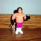 "WWF Wrestling 1990 Brutus ""The Barber"" Beefcake Action Figure Hasbro Wrestling Loose Used"