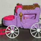 Fisher-Price Swan Carriage only from Precious Places Set Loose Used