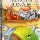 Little Golden Book The Story of Jonah 1st Printing Used