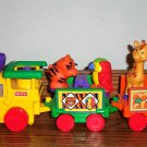 Fisher-Price #77948 Little People Musical Zoo Train Loose Used