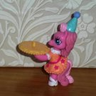 My Little Pony Ponyville Pinkie Pie (Anthro II) G3 Celebrate with Figure Only Hasbro Loose Used