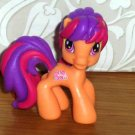 My Little Pony Ponyville Scootaloo G3 Figure Only Hasbro Loose Used