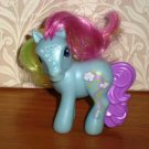 McDonald's 2008 My Little Pony Rainbow Dash Happy Meal Toy Hasbro Loose Used