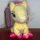 Bratz Fashion Circus Ponyz Dita Plush Pony MGA Loose Used