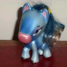 Bratz Ponyz Blue Pony MGA Loose Used