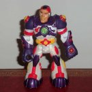 Fisher-Price Rescue Heroes #77546 Voice Tech Mission Command Roger Houston Astronaut Loose Used
