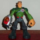 Playskool Major Powers and The Star Squad Star Fortress Action Figure Loose Used